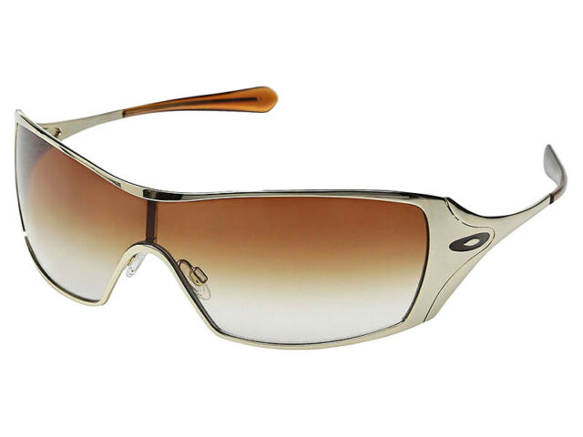 81c414271012b Oakley Dart Sunglasses A5663 Polished Gold Frane and Brown Gradient ...