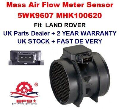Para Land Rover Discovery 2 TD5 Medidor De Masa Aire MAF Sensor-MHK100620 5WK9607