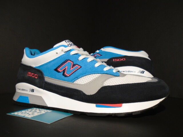 NEW BALANCE M1500NBP 1500 SIZE? CONTRADICTION PACK WHITE TEAL BLUE GREY PINK 11