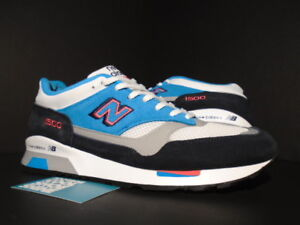 detailed look 0a631 580cb Details about NEW BALANCE M1500NBP 1500 SIZE? CONTRADICTION PACK WHITE TEAL  BLUE GREY PINK 11
