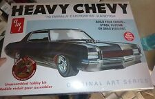 AMT 1970 Chevy Impala Heavy Chevy MODEL CAR MOUNTAIN KIT 1/25 FS