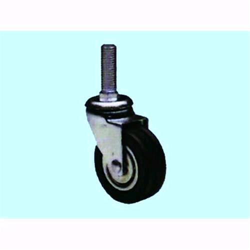 Ruote con supporto a perno Art. 602 NG - Ø mm. 50 - perno 10MA - Conf. 24 Pz