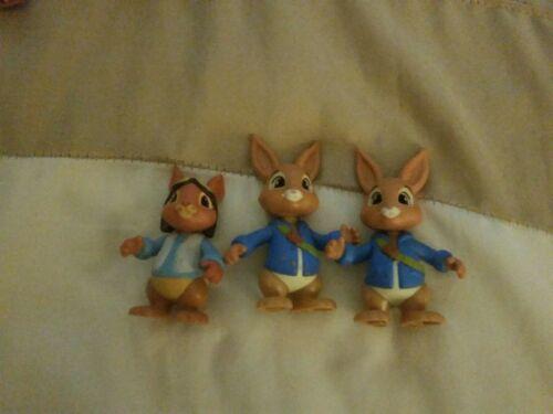 Peter Rabbit Toy Figures