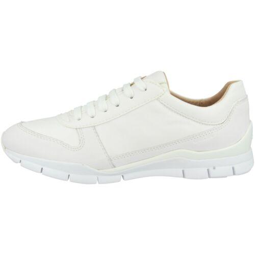 Geox D Sukie C Chaussures Femmes Sneaker Loisirs Baskets Lacets d94f2c05485c