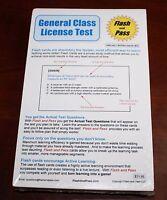 Flash Card Set 2015-2019 - General Class Licence Test (28x002)