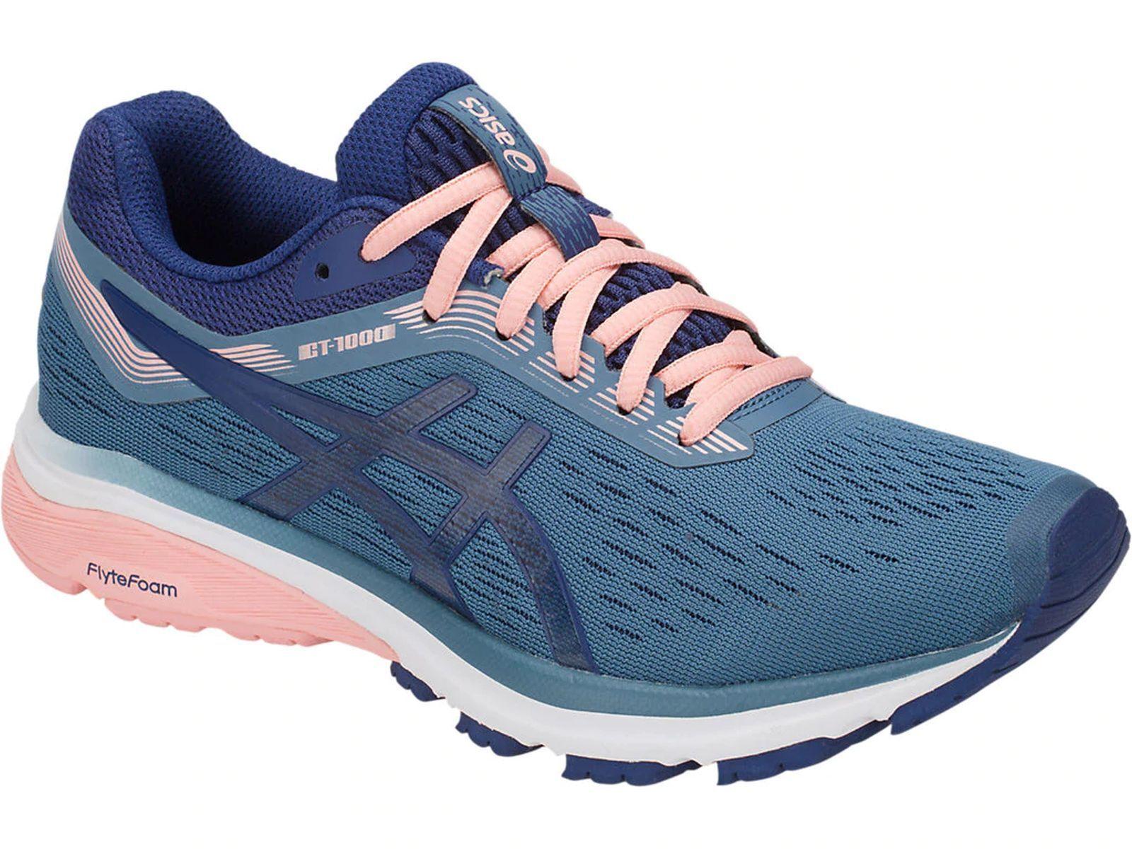 Asics Women's Running shoes Gt- 1000 7 bluee