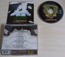RARE CD ALBUM LE JEUNE QUI GENE STRAT 17 TITRES + BONUS TRACK 2008 RAP FRANCAIS