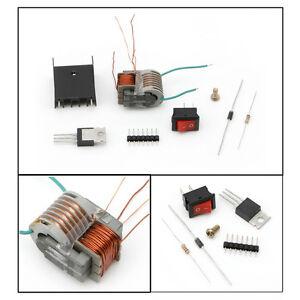 Details about DIY Kit DC High Voltage Generator Inverter Electric Ignitor  15KV 18650 Battery