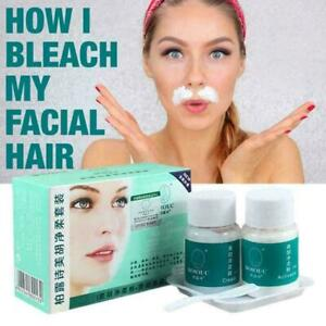Nair Gentle Effective Upper Lip Face Facial Hair K8q3 Cream Kit