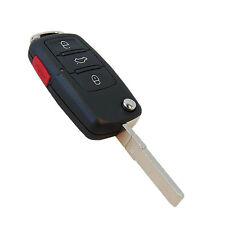 Folding Flip Key Remote Case for Volkswagen VW Jetta 2000 2001 2002 2003 2004