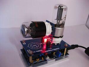 1set-RCA-6AF6G-Stereo-magic-eye-UV-meter-likes-EM34-light-bar