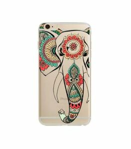coque iphone 6 mandala elephant