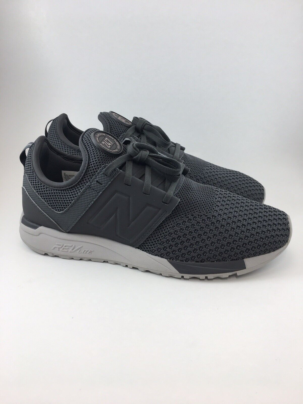 NEW Balance 247 Rev Lite Suede Shoes