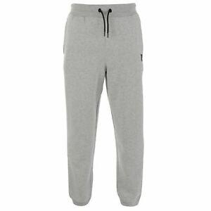 a01bc0df Details about Everlast Mens Jogging Bottoms Fleece Trousers Pants Warm  Drawstring Elasticated