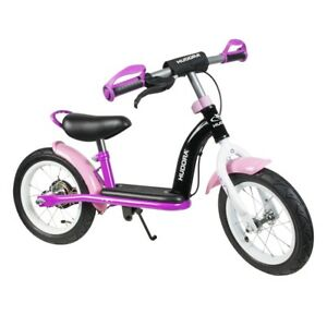 HUDORA-Laufrad-Cruiser-Girl-pink-12-Zoll