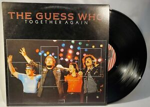 The Guess Who Together Again NEAR MINT LP LR 049