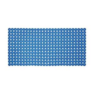 Tapis Fond Baignoire Bulles Bleu Transparent 72 X 36 Cm Pvc Antiderapant Chute Ebay