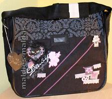 Handtasche Pusheen Celebrity  Tasche Schultertasche Umhängetasche Glitzer