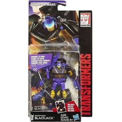 Transformers Generations Combiner Wars 2015 Wave 3 Legends Class BLACKJACK Xmas