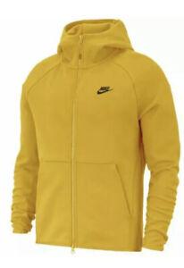 nike tech fleece yellow