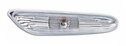 BMW 5 SERIES E60 9//2003-2010 CLEAR SIDE REPEATER PASSENGER SIDE N//S