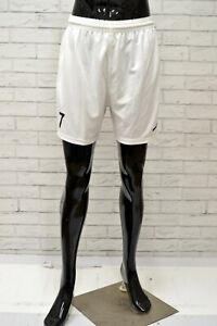 Bermuda-NIKE-Uomo-Taglia-M-Pantaloncino-Shorts-Pantalone-Pants-Man-Sport-Bianco