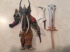 Four Horsemen Ramathorr Grey Elephant Mythic Legions 7th Kingdom