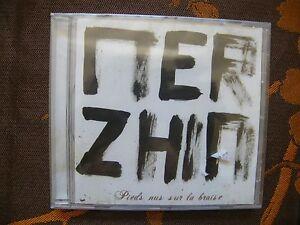 CD-MERZHIN-Pieds-Nus-Sur-La-Braise-Stormy-Music-82876822652-2006-NEUF