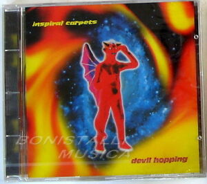 INSPIRAL CARPETS - DEVIL HOPPING - CD Sigillato - Italia - INSPIRAL CARPETS - DEVIL HOPPING - CD Sigillato - Italia