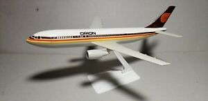 WOOSTER-W115-ORION-AIRLINES-A300-1-250-SCALE-PLASTIC-SNAPFIT-MODEL