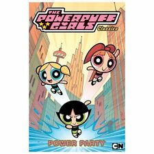 Powerpuff Girls: Power Party Vol. 1 by Craig Mccraken (2013, Paperback)