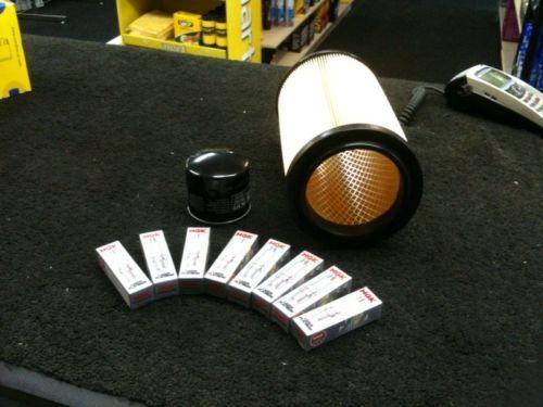 ALFA ROMEO 147 156 1.6 2.0 TS JTS bouchons filtres à air huile