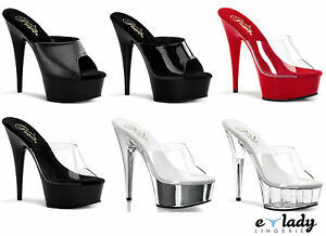 Shoes Stiletto High Heels Mules