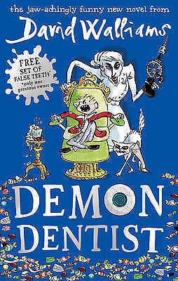 1 of 1 - USED (GD) Demon Dentist by David Walliams