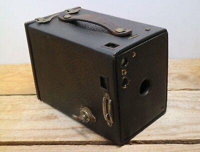 Abundante Kodak No2 Brownie Model E Camera - C1920 Embalaje De Marca Nominada