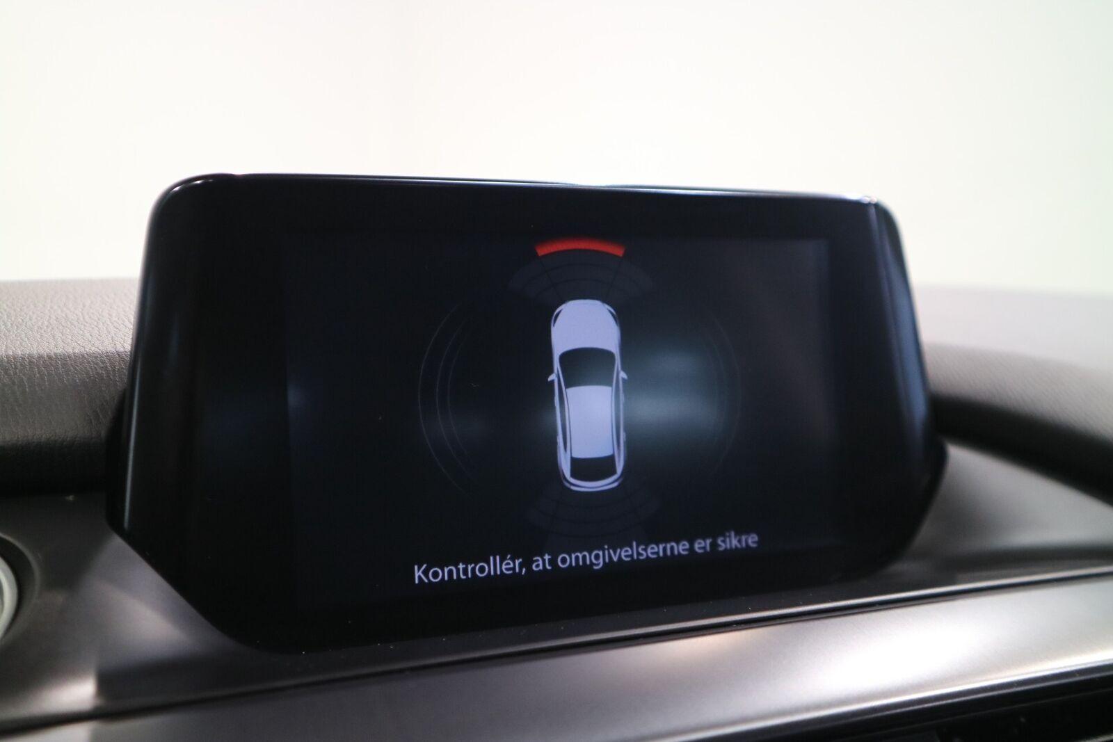 Mazda 6 2,2 SkyActiv-D 150 Vision stc. - billede 7