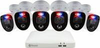 Swann Enforcer 8-Ch. 6-Cam. Wired 2TB Security Surveillance System