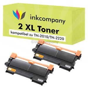 2-XXL-TONER-PATRONE-NEU-fuer-Brother-TN2220-MFC7360N-MFC7460DN-MFC7860DW-HL2240