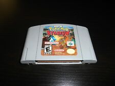 Pokemon Stadium Not For Resale Version Nintendo 64 N64 Game Cartridge Cart