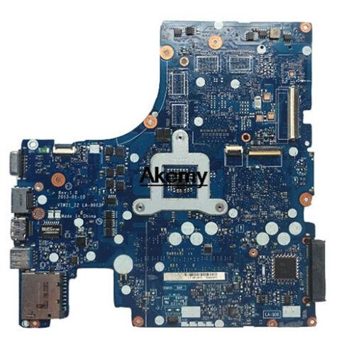 Per LENOVO Ideapad Z500 Laptop Scheda Madre VIWZ 1-Z2 LA-9063P DDR3 scheda madre di prova