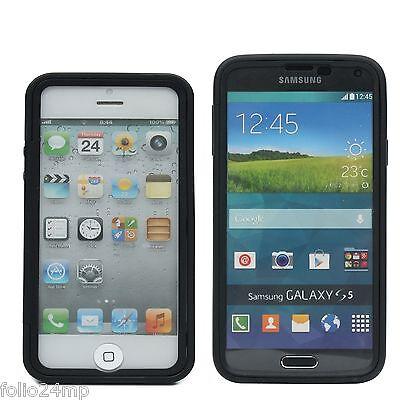 Handy Tasche für Samsung Apple iPhone TOUCH Case Schutz Hülle Bumper Etui Cover
