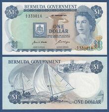 BERMUDA  1 Dollar  1970  UNC  P. 23