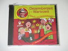 CD/DEZEMBERZEIT WARTEZEIT/ADVENTS UND WEIHNACHTSLIEDER/HORN REINHARD/SEALED NEU