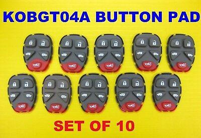 Key Fob Keyless Entry Remote fits Chevy Uplander//Buick Terraza//Pontiac Montana//Saturn Relay 2005 2006 2007 2008 2009 15788020 Set of 2