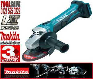 MAKITA-BGA452-Z-18V-115MM-CORDLESS-ION-LXT-ANGLE-GRINDER