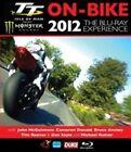 TT 2012 On-bike Blu-ray Experience Region 0 DVD NTSC