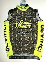 Suarez Size Small Wind Light Weight Cycling Vest Full Zip - - 5-hour Camo
