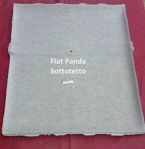 FIAT-PANDA-4X4-SOTTOTETTO-CIELO-PADIGLIONE-INTERNO-COLOR-GRIGIO