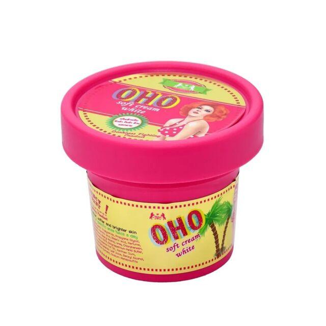 OHO Soft Cream remove stretch marks eliminate dark dead Skin Whitening