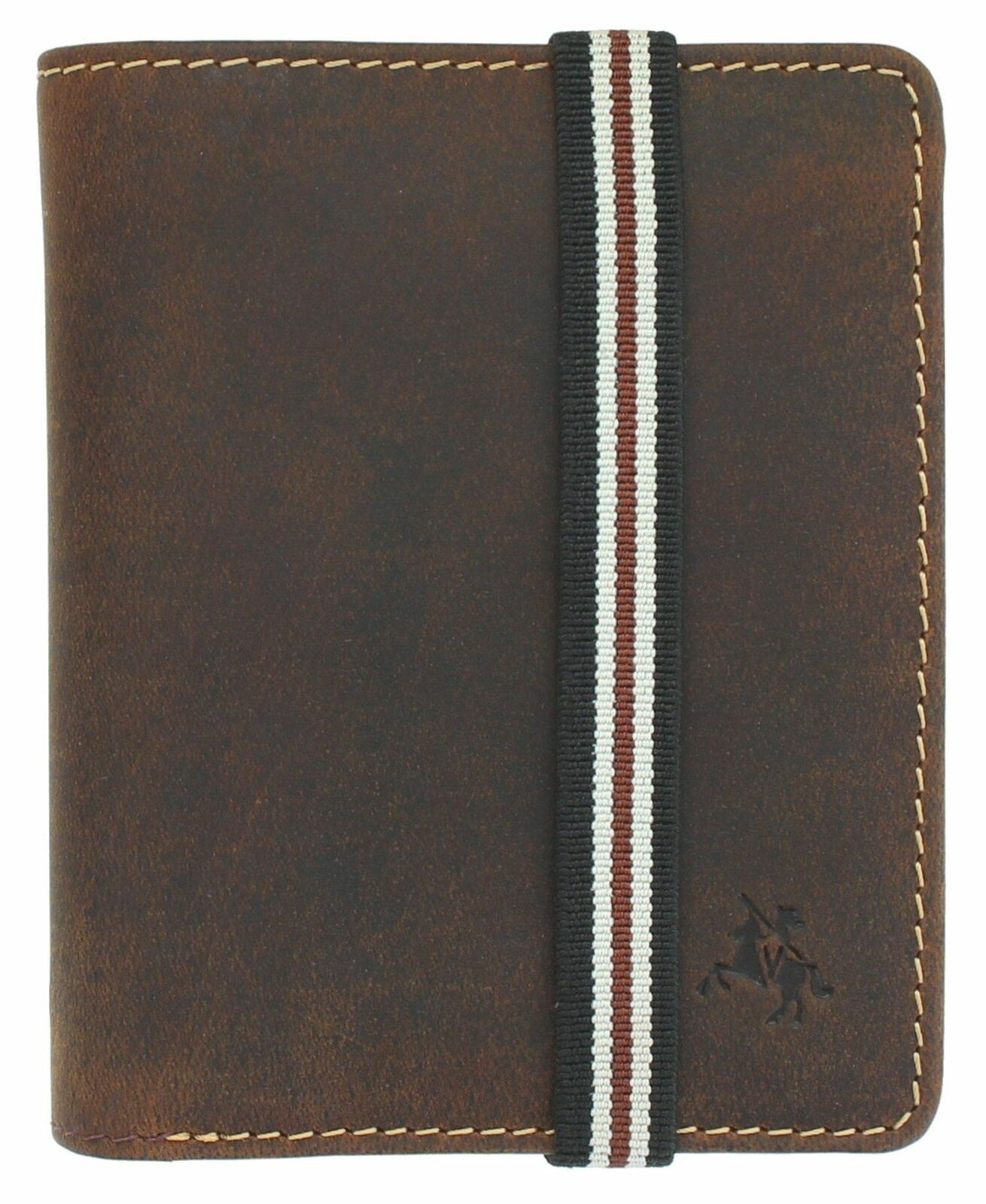 Boxed in 3 colours HT11 Men/'s Real Leather Visconti RFID Organiser Wallet